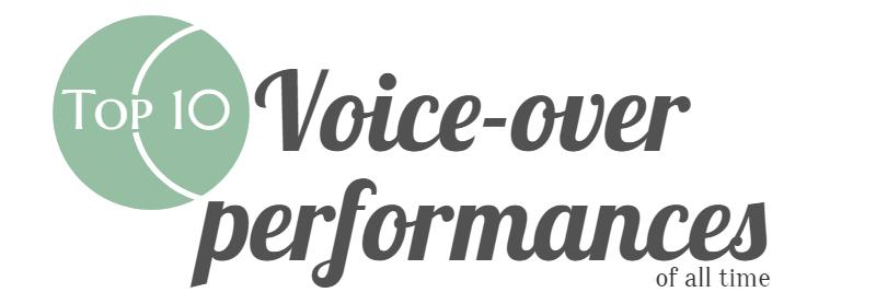 Best (Celebrity) Voice Performances in AnimatedFilms