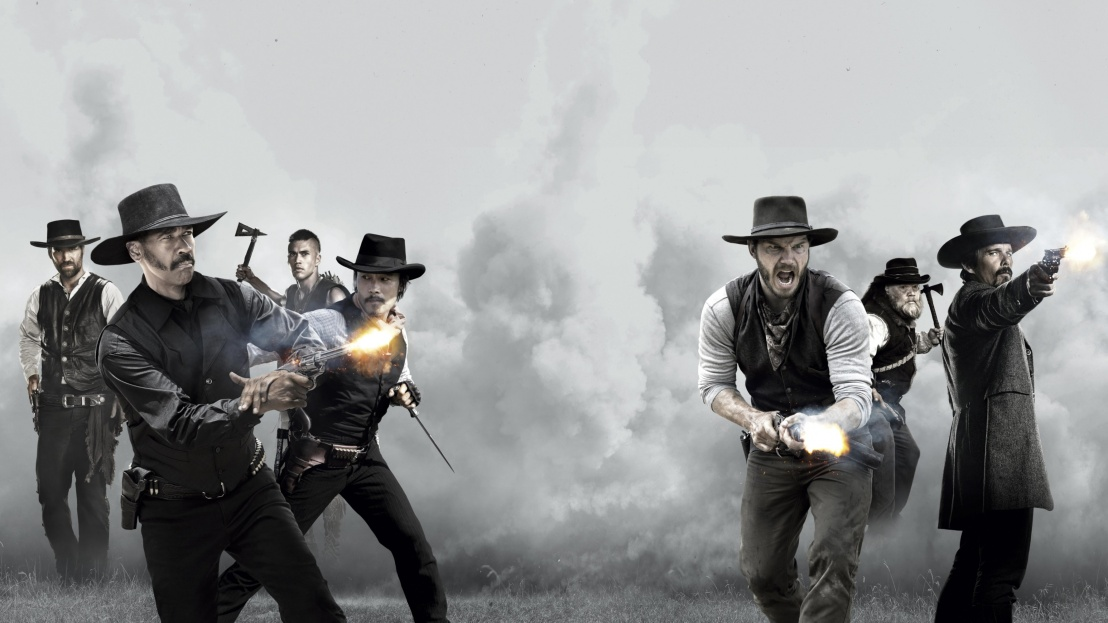 The Magnificent Seven (2016)Review
